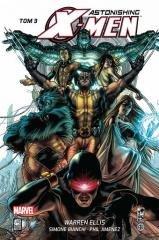 Astonishing X-Men. Tom 3 - okładka książki