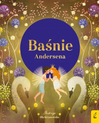 Baśnie Andersena - okładka książki
