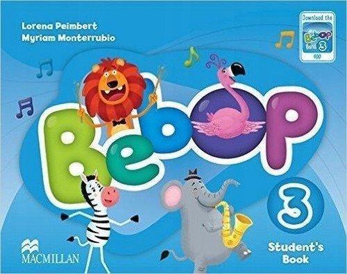 Bebop 3. Students Book - okładka podręcznika