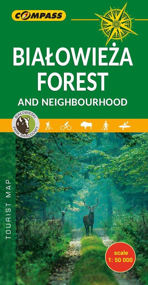 Białowieża Forest - okładka książki