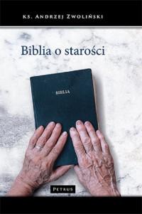 Biblia o starości - okładka książki
