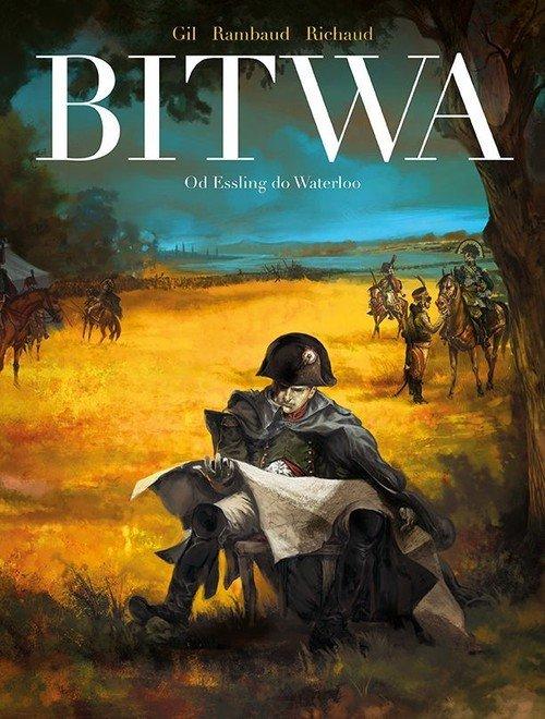 Bitwa od Essling do Waterloo - okładka książki