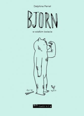 Bjorn w wielkim świecie - okładka książki
