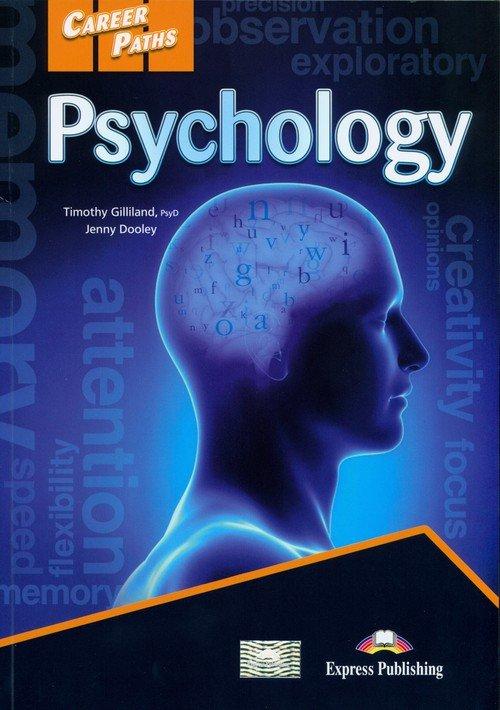 Career Paths Psychology Students - okładka książki
