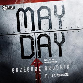 Mayday (CD mp3) - pudełko audiobooku