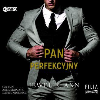 Pan perfekcyjny (CD mp3) - pudełko audiobooku