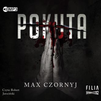 Pokuta (CD mp3) - pudełko audiobooku