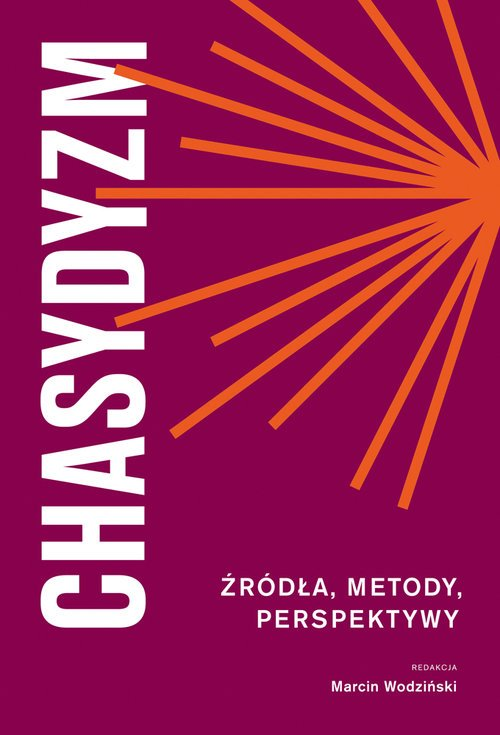 Chasydyzm. Źródła, metody, perspektywy - okładka książki