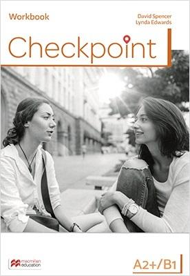 Checkpoint A2+/B1. Zeszyt ćwiczeń - okładka podręcznika