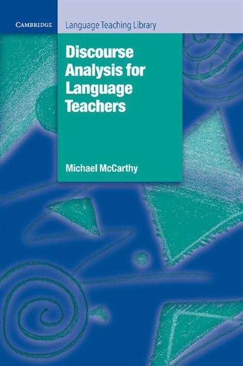 Discourse Analysis for Language - okładka podręcznika