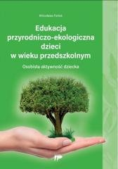 Edukacja przyrodniczo-ekologiczna - okładka książki