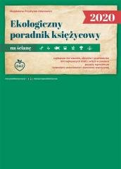 Ekologiczny Poradnik Księżycowy - okładka książki
