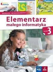Elementarz małego informatyka 3. - okładka podręcznika