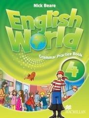 English World 4 Grammar Practice - okładka podręcznika
