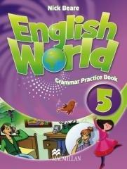 English World 5 Grammar Practice - okładka podręcznika