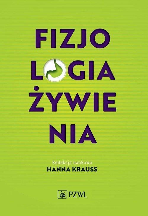Fizjologia żywienia - okładka książki