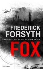 Fox - okładka książki