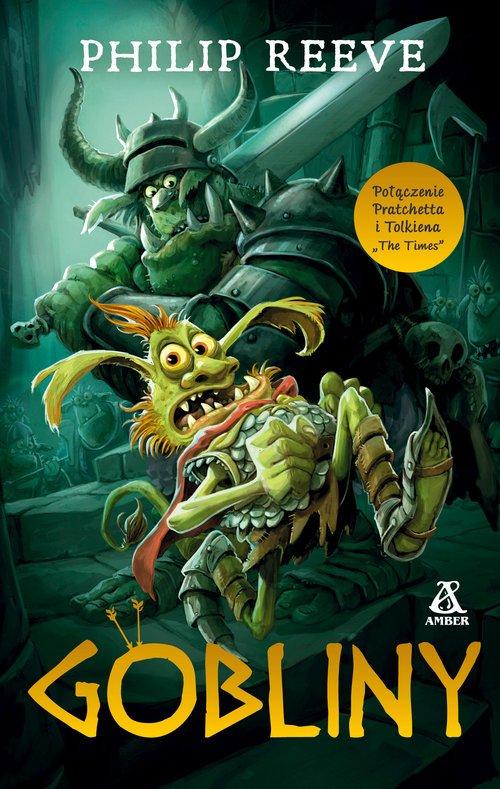 Gobliny - okładka książki