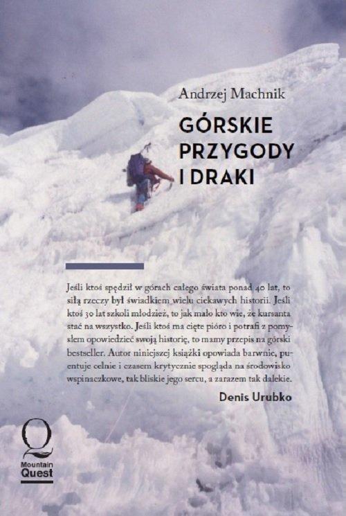 Górskie przygody i draki - okładka książki