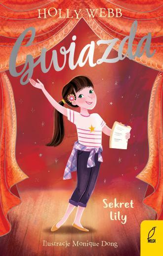 Gwiazda. Tom 3. Sekret Lily - okładka książki