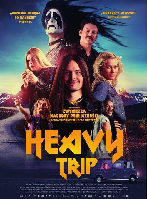 Heavy Trip - okładka filmu