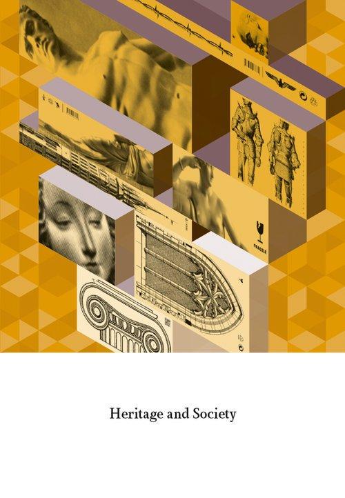 Heritage and Society - okładka książki