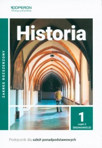 Historia. Liceum 1. Podręcznik. - okładka podręcznika