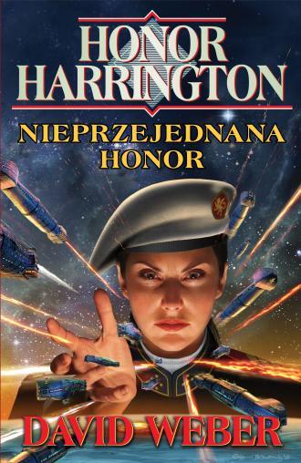 Honor Harrington. Nieprzejednana - okładka książki