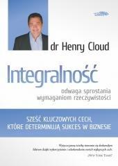 Integralność - odwaga sprostania - okładka książki