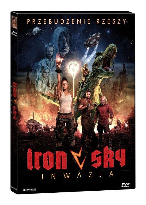 Iron Sky. Inwazja - okładka filmu