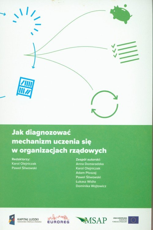 Jak diagnozować mechanizm uczenia - okładka książki