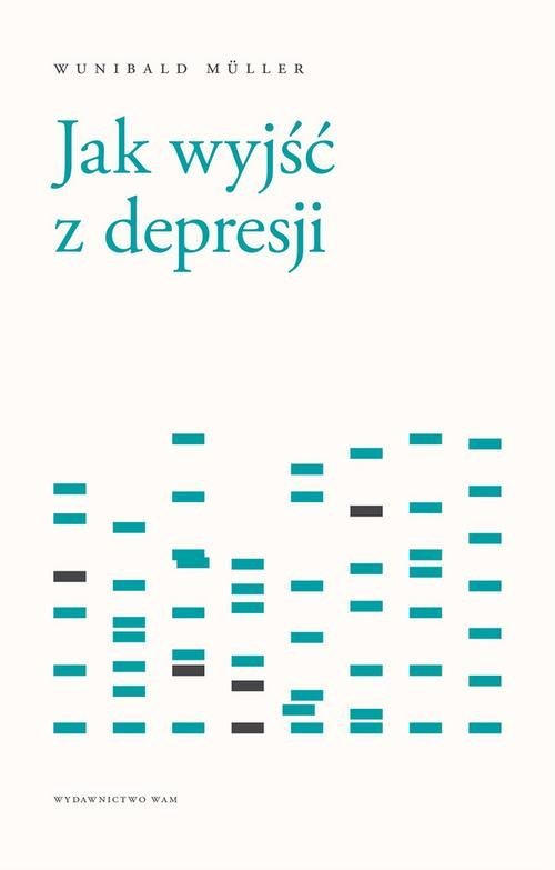 Jak wyjść z depresji - okładka książki