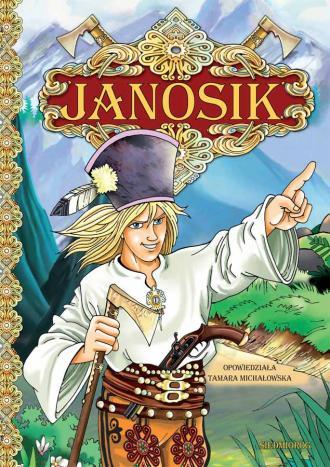 Janosik - okładka książki