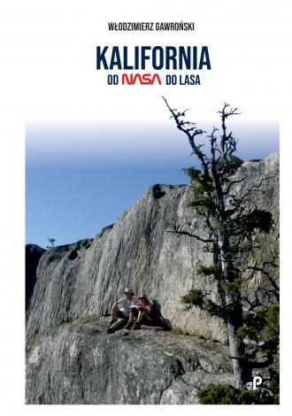 Kalifornia od NASA do lasa - okładka książki