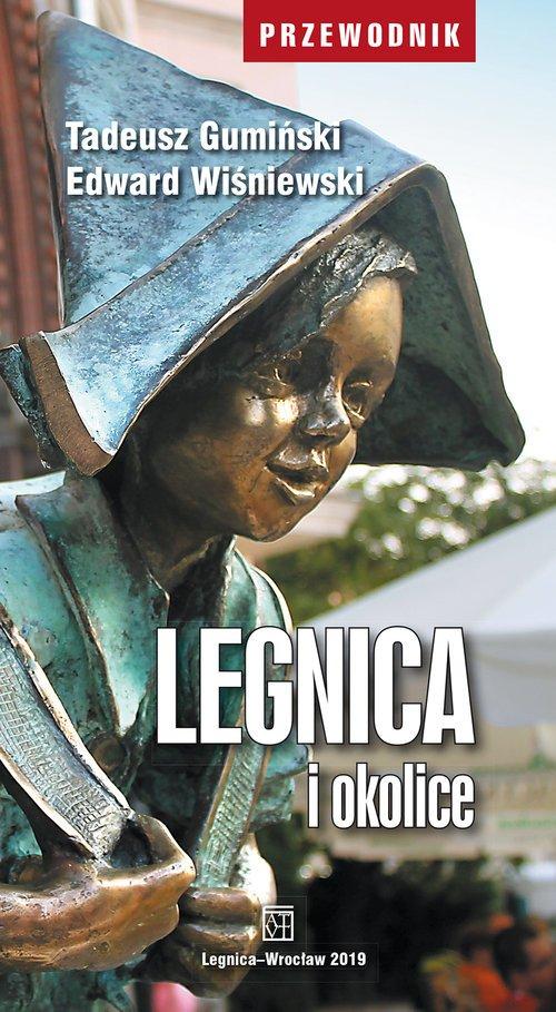 Legnica i okolice. Przewodnik - okładka książki