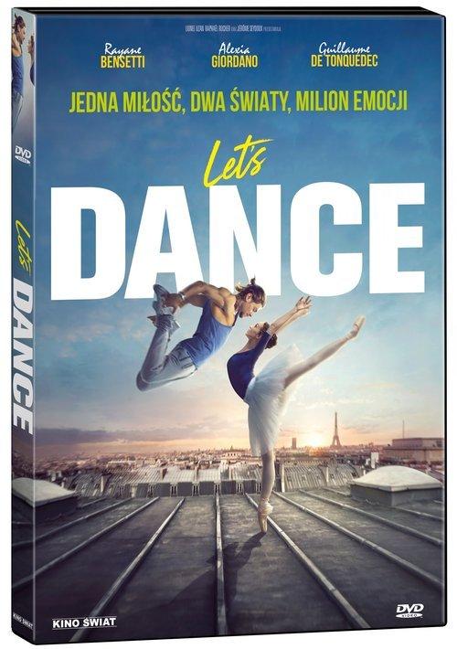 Lets Dance - okładka filmu