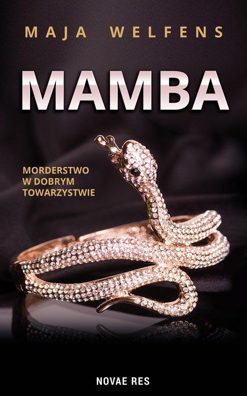 Mamba morderstwo w dobrym towarzystwie - okładka książki