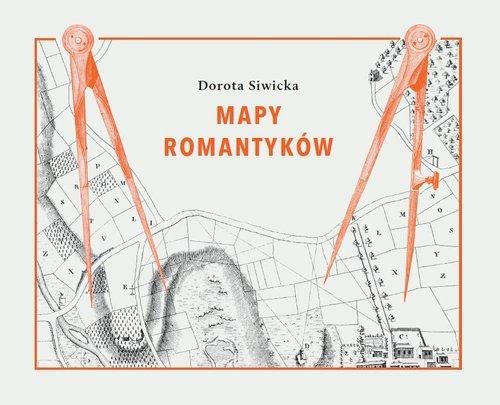 Mapy romantyków - okładka książki
