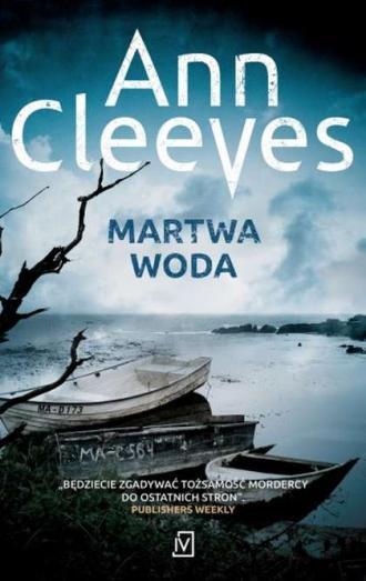 Martwa Woda - okładka książki