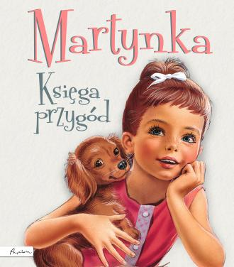 Martynka Księga przygód - okładka książki
