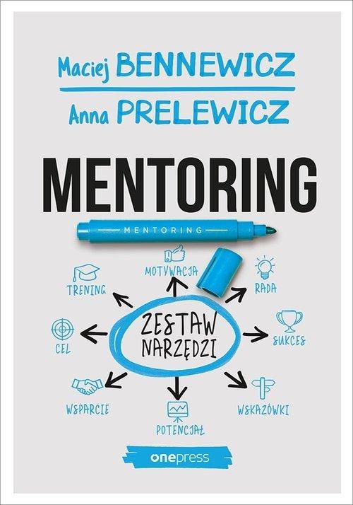 Mentoring. Zestaw narzędzi - okładka książki