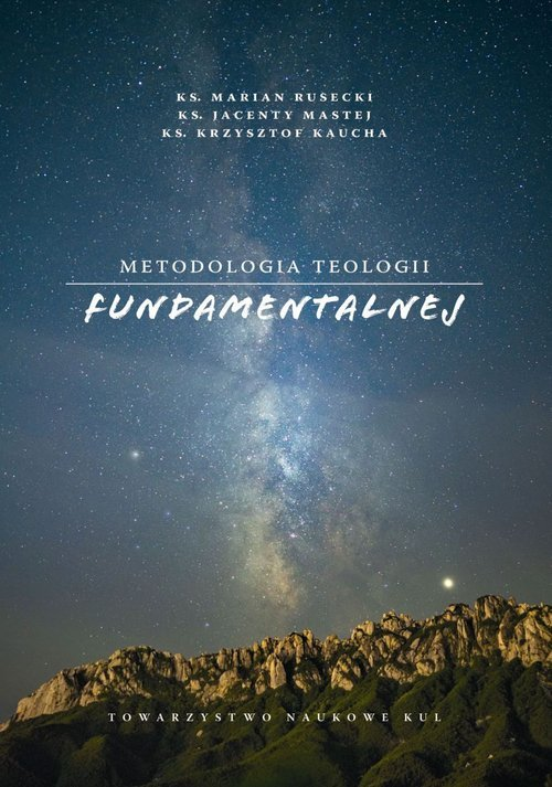 Metoda teologii fundamentalnej - okładka książki