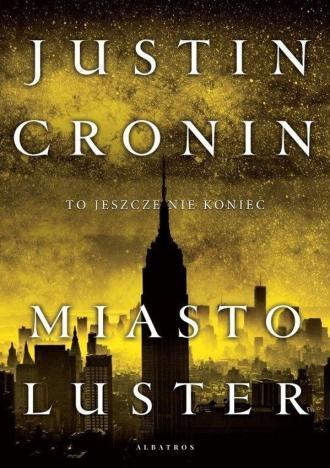 Miasto luster - okładka książki