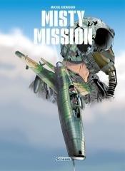 Misty Mission. Wydanie zbiorcze. - okładka książki