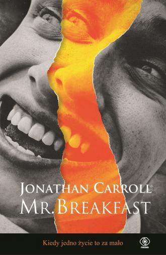 Mr. Breakfast - okładka książki