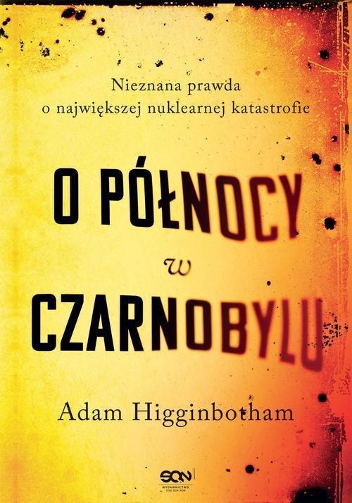 O północy w Czarnobylu. Nieznana - okładka książki