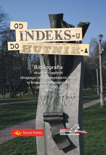 Od Indeksu do Hutnika. Bibliografia - okładka książki