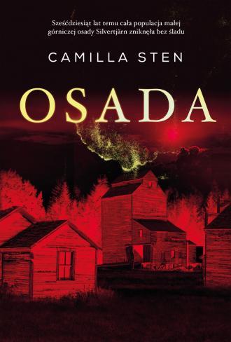 Osada - okładka książki