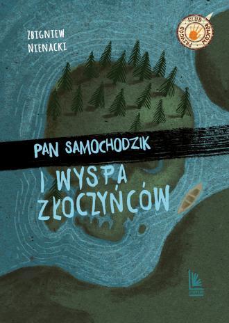 Pan Samochodzik i wyspa Złoczyńców - okładka książki