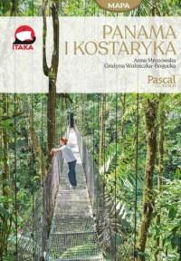 Panama i Kostaryka - okładka książki